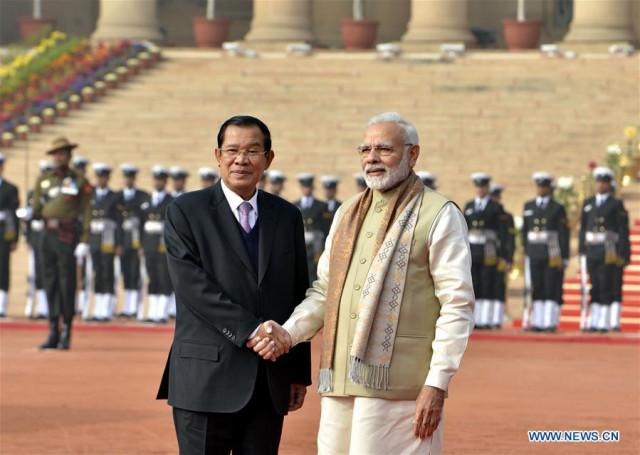 India-Cam relations